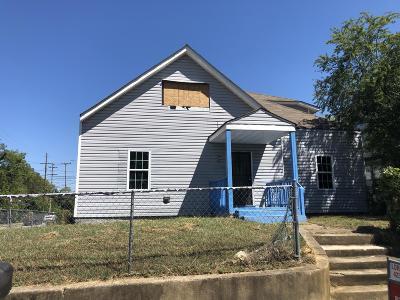 Multi Family Home For Sale: 1701 Oak St