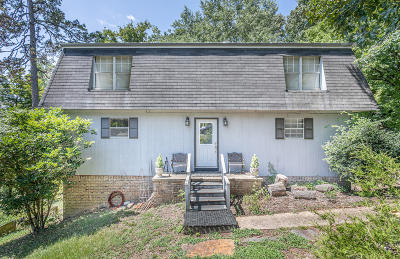 Chattanooga Multi Family Home For Sale: 328 Pine Ridge Rd