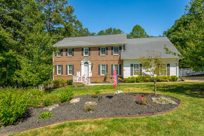Hamilton County Single Family Home For Sale: 6 Chamblee Ct
