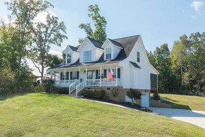 Ooltewah Single Family Home For Sale: 9679 Falcon Crest Dr