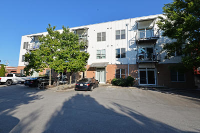 Chattanooga Condo For Sale: 1609 Long St #108