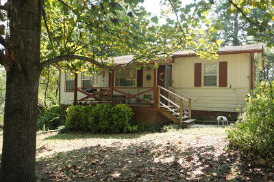Chickamauga Single Family Home For Sale: 107 Myers Rd