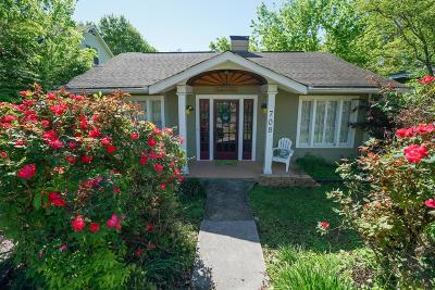 Chattanooga Single Family Home For Sale: 708 Dallas Rd