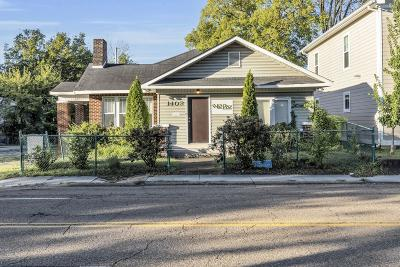 Chattanooga Single Family Home For Sale: 1402 Bailey Ave