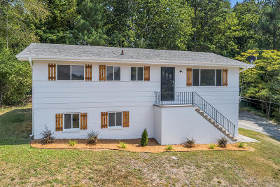 Chattanooga Single Family Home For Sale: 2102 Dabney Dr