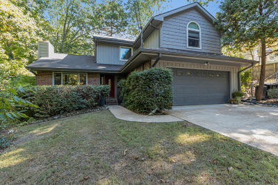 Chattanooga Single Family Home For Sale: 2512 Allison Dr