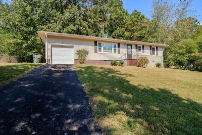 Chattanooga Single Family Home For Sale: 3705 Juandale Dr