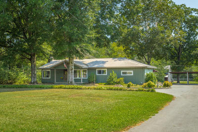 Chickamauga Single Family Home For Sale: 3539 N Marble Top Rd