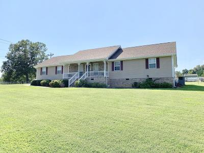 Ringgold Single Family Home For Sale: 28 Shope Ridge Rd