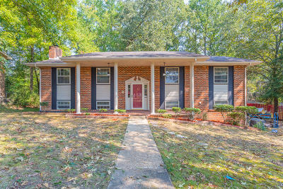 Chattanooga Single Family Home For Sale: 3911 N Mission Oaks Dr