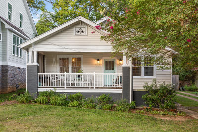 Chattanooga Single Family Home For Sale: 1215 Mississippi Ave