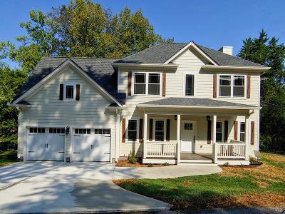 Chattanooga Single Family Home For Sale: 2557 Leaning Tree Lane