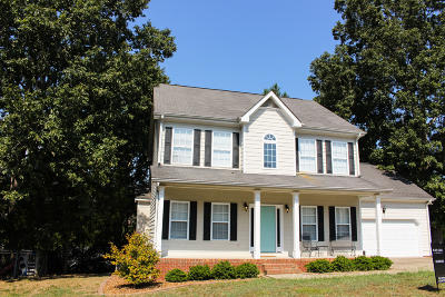 Ooltewah Single Family Home For Sale: 5528 Crooked Creek Dr