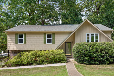 Chattanooga Single Family Home For Sale: 6011 Brandywine Ln