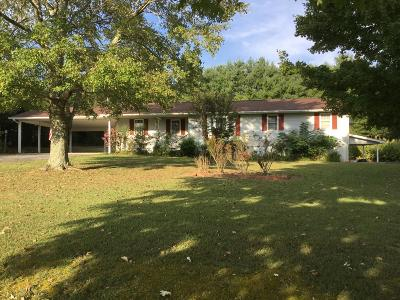 Bledsoe County Single Family Home For Sale: 235 Farley Gap Rd