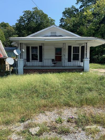 Chattanooga Single Family Home For Sale: 5006 17th Ave
