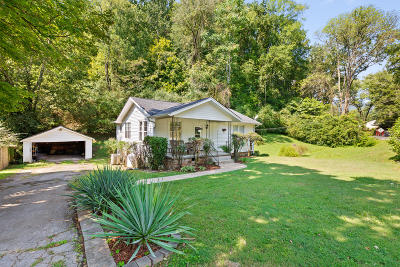 Chattanooga Single Family Home For Sale: 422 Reads Lake Rd