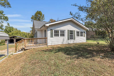 Chattanooga Single Family Home For Sale: 3221 Plaza Cir
