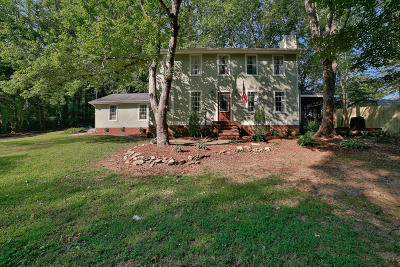 Ringgold Single Family Home For Sale: 1438 Graysville Rd