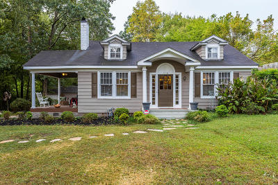 Chattanooga Single Family Home For Sale: 3918 Connor Street St