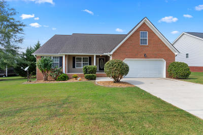 Ringgold Single Family Home For Sale: 825 Haggard Rd