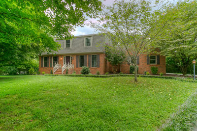 Cleveland Single Family Home For Sale: 1010 Bramblewood Tr