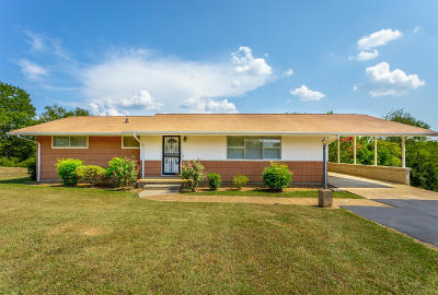 Chattanooga Single Family Home For Sale: 3312 Roberts Rd