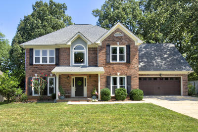 Single Family Home For Sale: 1725 Gunston Hall Rd