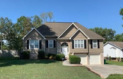 Fort Oglethorpe Single Family Home For Sale: 201 Primrose Ln
