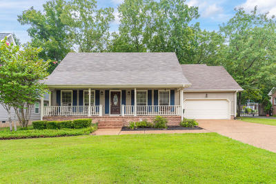 Chattanooga Single Family Home For Sale: 8409 Grinder Creek Pl