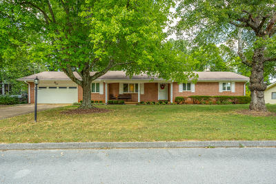Chattanooga Single Family Home For Sale: 7315 Kenmoor Ln