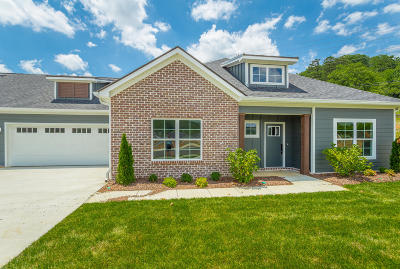 Chattanooga Townhouse For Sale: 3427 Travertine Ln