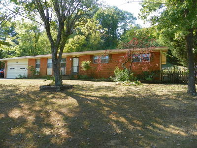 Chattanooga Single Family Home For Sale: 4732 Rocky River Rd