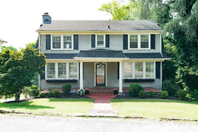 Chattanooga Single Family Home For Sale: 210 Ridge Ave