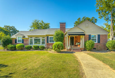 Chattanooga Single Family Home For Sale: 4612 Conner St