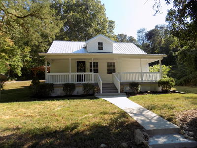 Sale Creek Single Family Home For Sale: 1406 Daugherty Ferry Rd