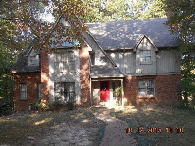 Dyersburg Single Family Home Active-Price Change: 785 Oak Ridge
