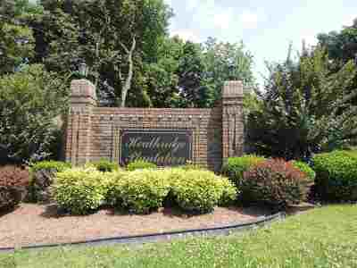 Dyersburg Residential Lots & Land For Sale: Heathridge