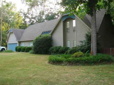 Dyersburg Single Family Home Backup Offers Accepted: 31 Walnut Lane Ext