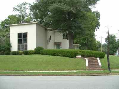 Trenton Single Family Home Back On Market: 615 S High