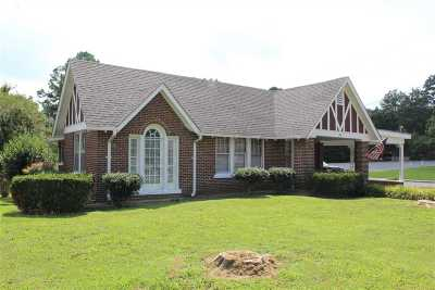 Newbern Single Family Home For Sale: 109 W Main