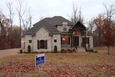 Jackon, Jackson, Jackson Tn, Jakcson Single Family Home For Sale: 5 Lake Pointe