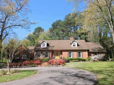 Jackson Single Family Home For Sale: 1697 N Highland