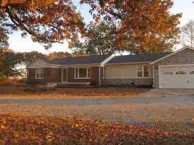 Bradford, Dyer, Gibson, Humbodlt, Humboldt, Huntingdon, Jackson, Kenton, Rutherford, Three Way, Windy City, Yorkville Single Family Home For Sale: 300 Bradford