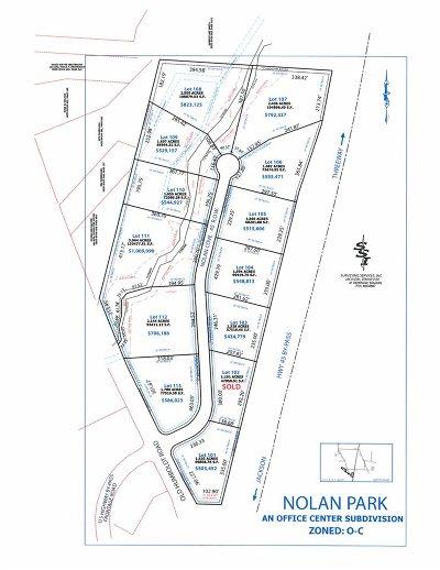 Commercial Lots & Land For Sale: 29 Nolan (Lot 113)