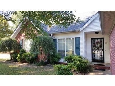 Jackson TN Single Family Home Backup Offers Accepted: $124,500
