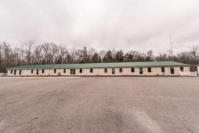 Commercial For Sale: 2210 Highway 641