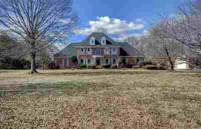 Jackon, Jackson, Jackson Tn, Jakcson Single Family Home For Sale: 10 Huntington Place
