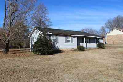 Newbern Single Family Home For Sale: 806 Sharpsferry
