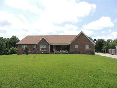 Newbern Single Family Home For Sale: 2624 Jones